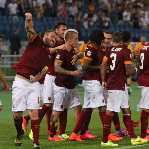 Roma-Fiorentina 2-0, Nainggolan e Gervinho piegano i viola e rispondono alla Juve