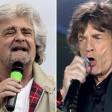 """Grillo chiama i Rolling Stones: """"Tornate al Circo Massimo  con il Movimento 5 Stelle"""""""