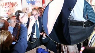 Festeggiò la rielezione con la pistola   foto   indagato Stefàno, sindaco di Taranto