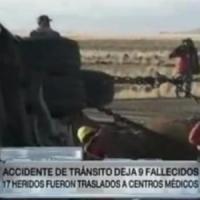 Bolivia, si ribalta bus turistico: morti tre italiani