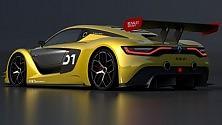 Renault Sport RS 01, ritorno alle supercar   Foto