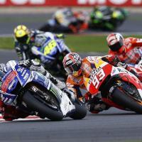 MotoGp, la vittoria di Marquez a Silverstone