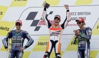 Marquez torna 'cannibale' Lorenzo 2°, Rossi terzo   ft