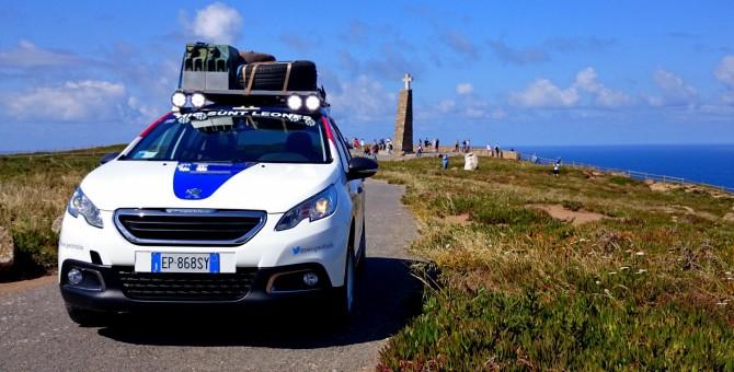Peugeot World Tour, che avventura, il giro del mondo firmato Andrea Tozzi