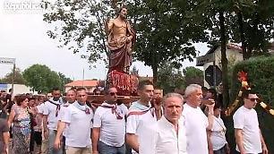 Processione ''vietata'' per inchino   l' ira dei pellegrini  dalla Calabria