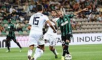Sassuolo-Cagliari 1-1   foto   Zaza chiama, Sau risponde   I gol