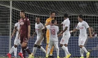 Torino-Inter 0-0, nerazzurri senza sprint. Handanovic para un rigore a Larrondo