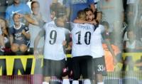 Cesena, la prima è una gioia   foto     I gol   Rodriguez mette ko un brutto Parma