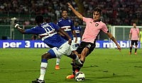 Palermo-Samp 1-1: Dybala illude   foto   Gastaldello rovina la festa per la A   I gol