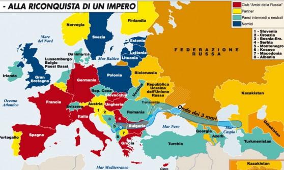 """Ucraina, il ricatto di Putin sul vertice europeo: """"Se voglio prendo Kiev in due settimane"""""""