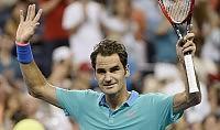 Eliminata la Sharapova  Federer vince in rimonta