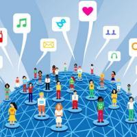 Social, l'identikit dell'utente medio italiano