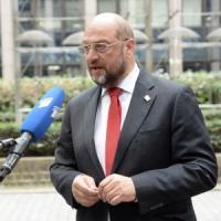 """Martin Schulz e le altre cariche """"Poche 4 donne su 28, l'europarlamento dirà no"""""""