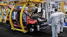 Mercato auto in calo ma Fiat cresce del 4%