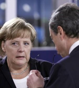Berlino: è stato Draghi a chiamare Merkel, sui contenuti informazioni non vere