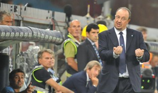 Napoli, Benitez si accontenta del carattere