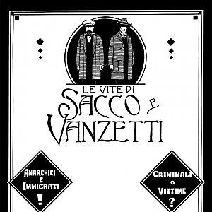 Le vite di Sacco e Vanzetti, il graphic novel sembra una puntata di Csi