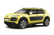 C4 Cactus, al via i test drive in Italia