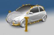 Idea Opel: la stampante 3D semplifica la produzione