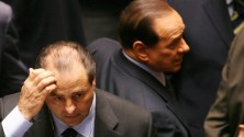 Di Pietro vs Berlusconi: scontro in tribunale