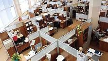 """Dipendenti più produttivi in uffici """"verdi"""" e felici"""