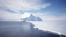 Si scioglie il Polo Sud l'Oceano Antartico sale