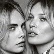 Uno spot per due  Kate e Cara insieme