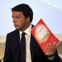 """Scuola, Renzi: """"Non ennesima riforma, ma nuovo patto educativo. Stop supplentite"""""""