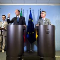 Immigrazione, anche da Germania appoggio a Frontex plus