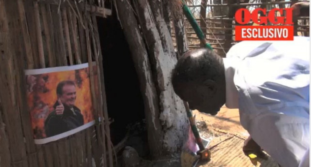 La contro-macumba di papà Kyenge: ''Ora Calderoli e Cecile sono fratelli spirituali''