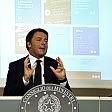 """Scuola, Renzi  """"Non ennesima riforma nuovo patto educativo"""" Scatti in base al merito"""