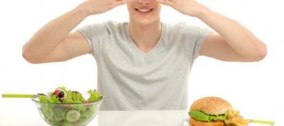 Addio al cibo spazzatura Basta allenare il cervello