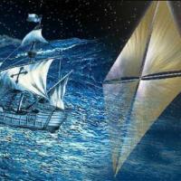 Mezzi spaziali a vela, dalla fantascienza alla realtà