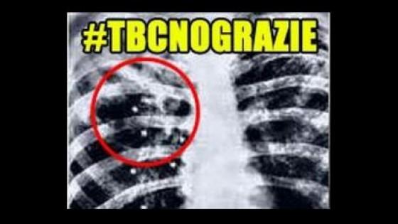 """Grillo: """"Tbc, no grazie. I migranti portano malattie infettive"""""""