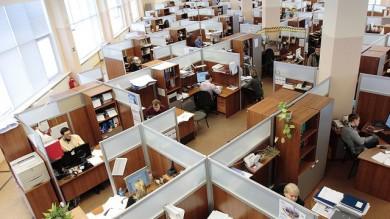"""Più produttivi in un ufficio """"verde"""" e felice"""
