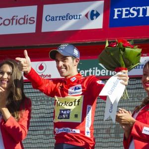 Vuelta, Quintana cade nella crono. Vince Martin, Contador in maglia rossa