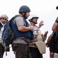 Steven Sotloff, foto da una vita da inviato