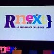 Rnext , lo spettacolo dell'innovazione   giovedì riparte da Perugia