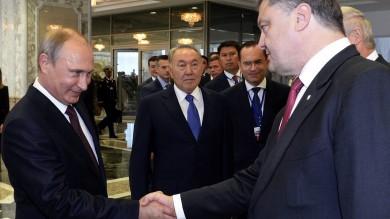 Mosca-Kiev, intesa sul cessate il fuoco