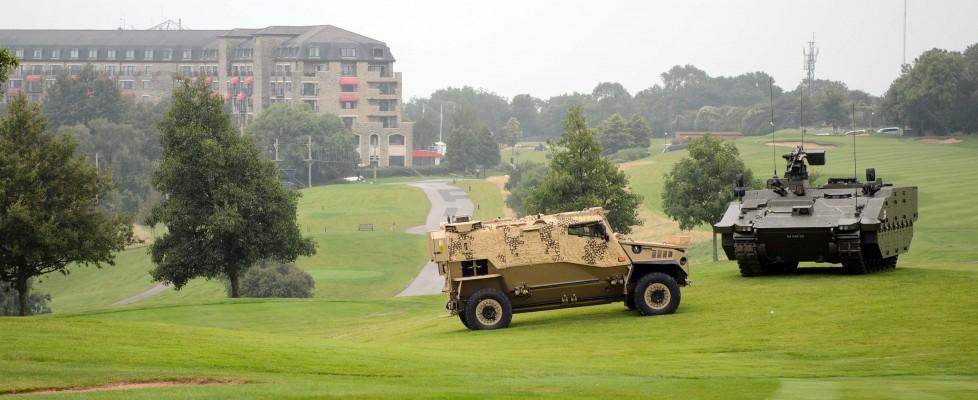 Si apre in Galles un vertice Nato 'blindato'. Obama e Cameron sferzano gli alleati