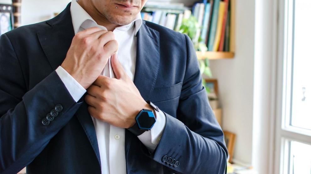 Hiris, il bracciale hi-tech è made in Italy