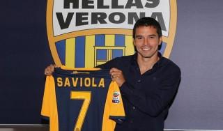 Verona, Saviola: ''Trattativa rapida, volevo solo la serie A''