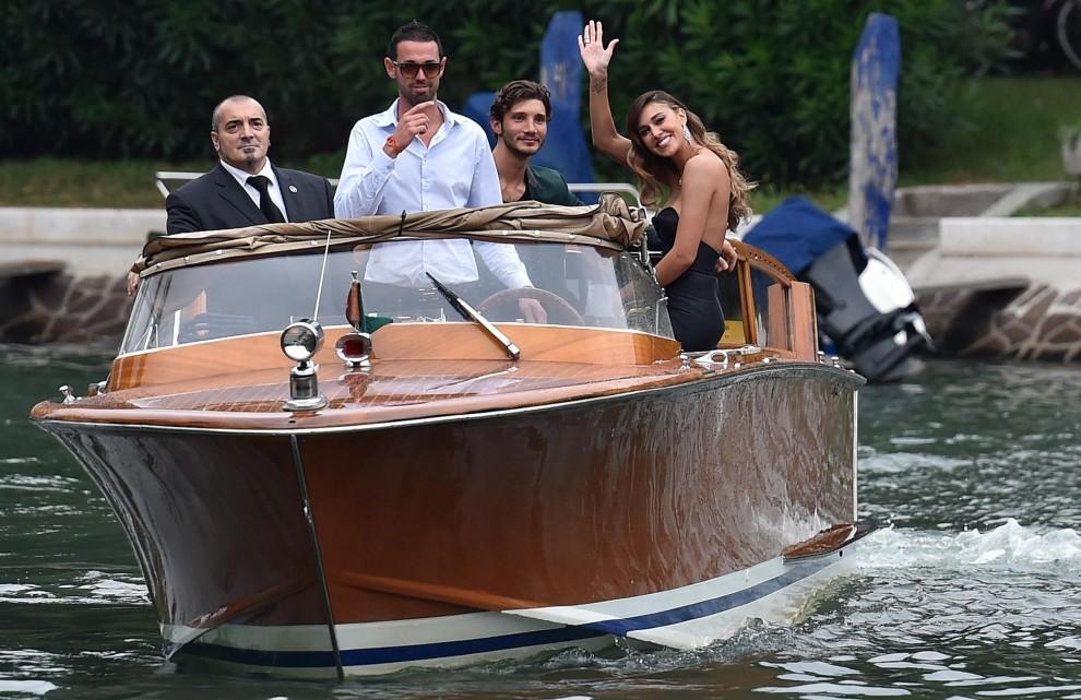 Venezia 71, arriva anche Belen (con marito al seguito)