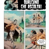 """Viverla tutta"", dal progetto di medicina narrativa al graphic novel"