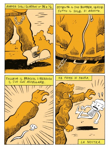 """Da """"La vita inattesa"""", la storia di Tuono Pettinato"""