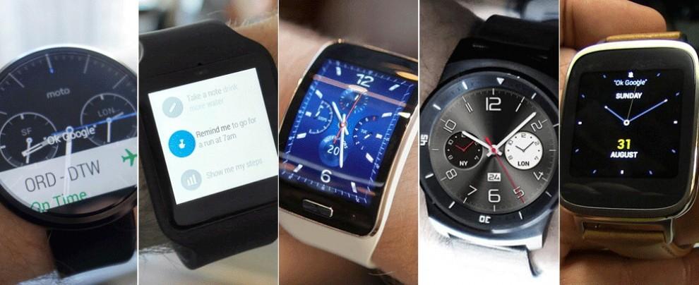 Smartwatch a confronto: il meglio di Ifa 2014