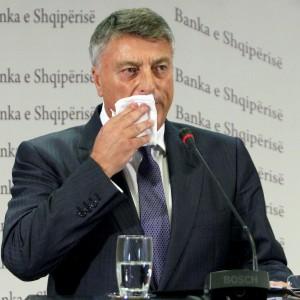 Bufera sulla Banca Centrale d'Albania: rimosso governatore arrestato