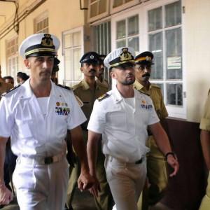 Marò: Latorre dimesso dall'ospedale di New Delhi