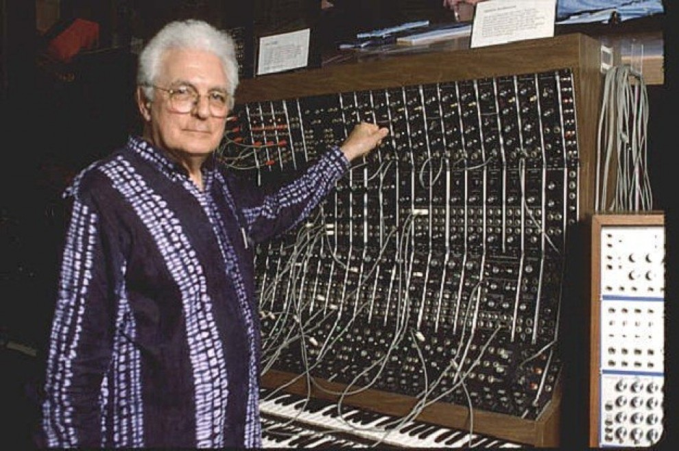 "Dal ""Moog"" al sintetizzatore musicale"