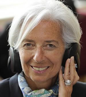 """Lagarde: """"Avanti con i tagli alla spesa, in Europa non c'è austerity"""""""